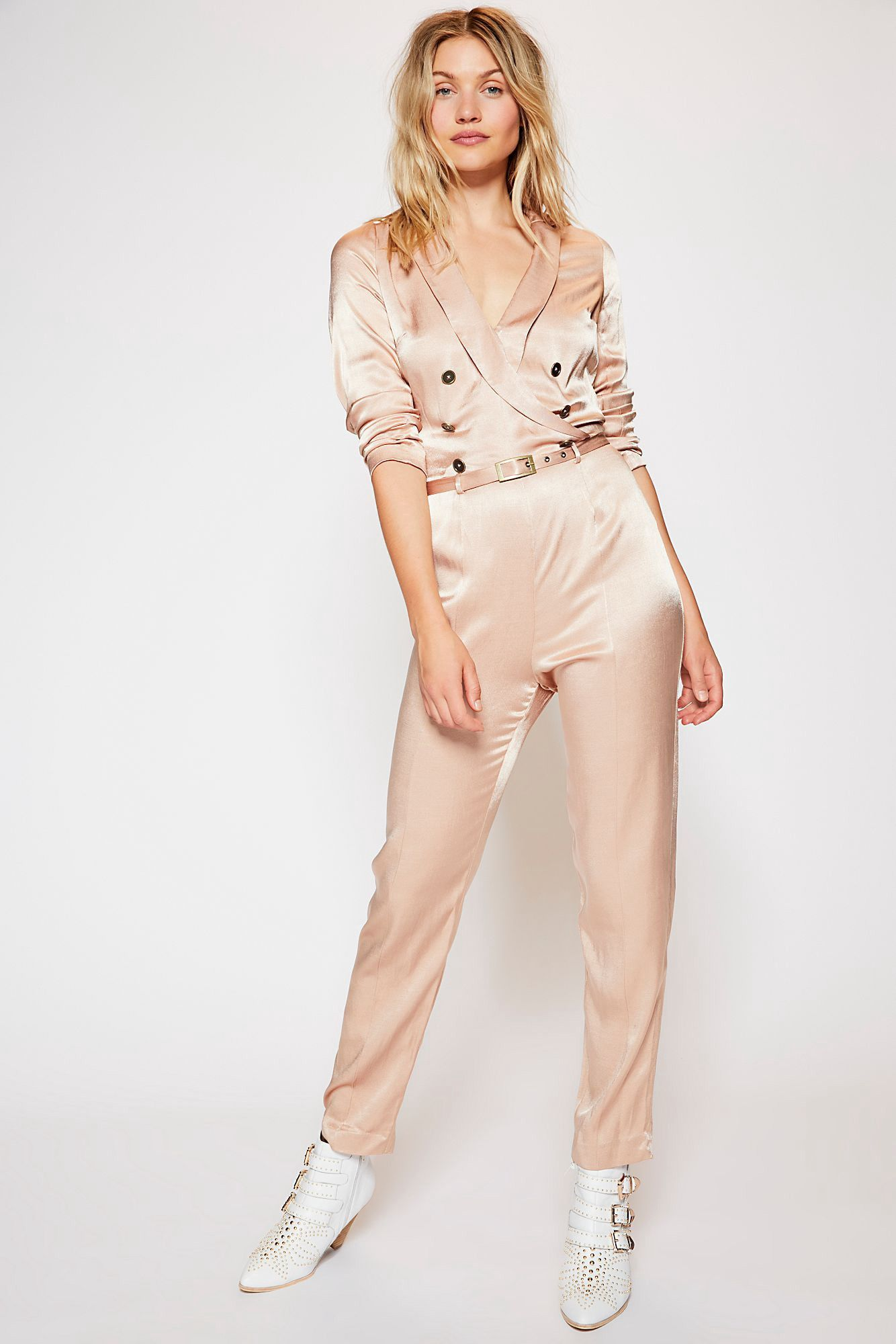 9cf5fb1a269 Free People I Am Woman Jumpsuit - Wilderness 12
