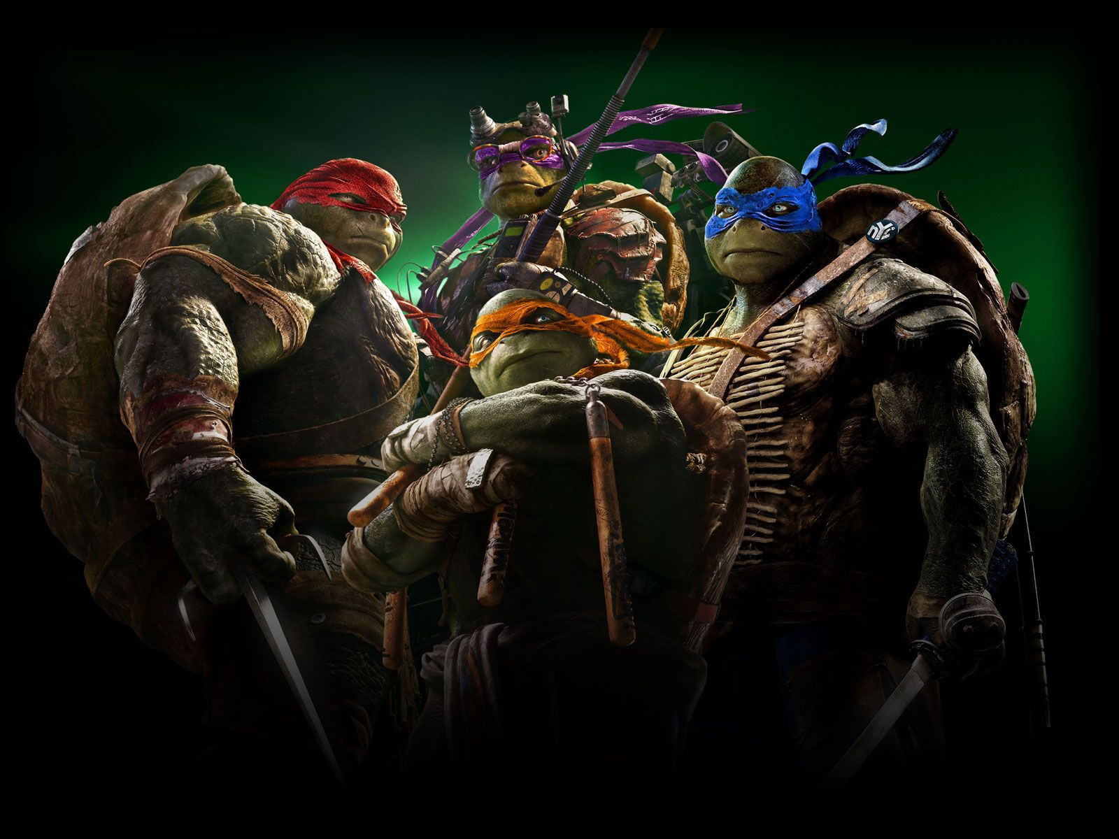 Teenage Mutant Ninja Turtles Wallpaper Collection For Free