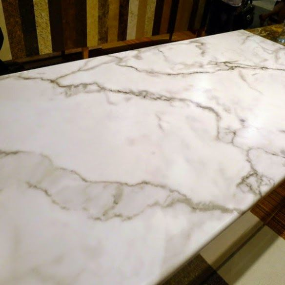 Diy Faux Marble Countertops How To Paint Laminate Counters Look Like