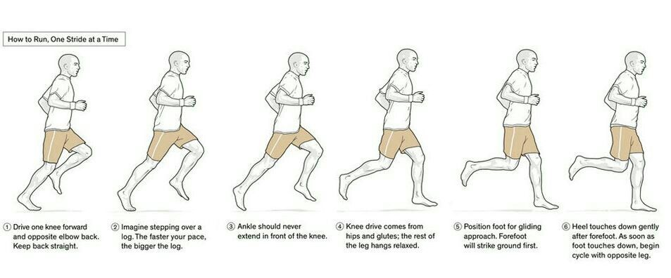 How To Run Proper Form  Run    Excercise Workout