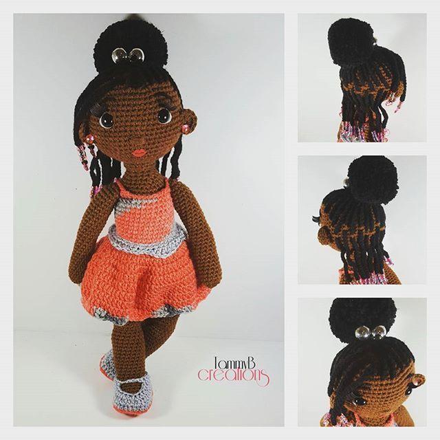 Image result for crochet doll cornrows   Amigurumi   Pinterest