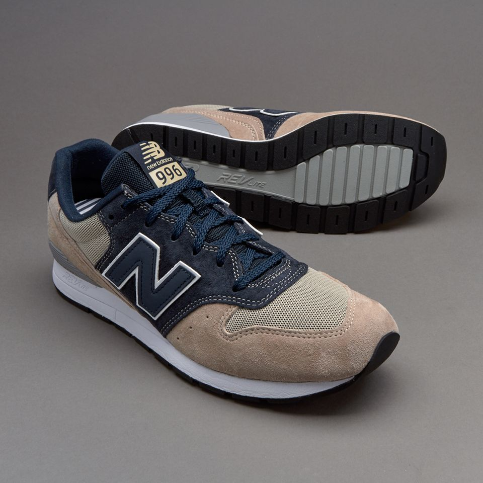 classic fit 05025 0d849 New Balance MRL996 Riviera - Beige / Navy | New balance and ...