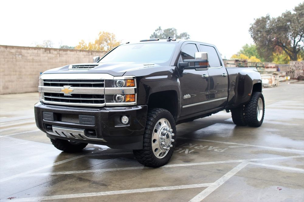 For Sale 2018 Chevrolet Silverado 3500 2018 Chevrolet Silverado