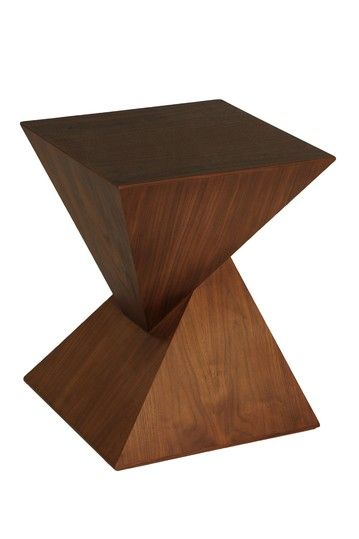 Control Brand The Ystad Walnut Side Table Furniture Table Home Furniture