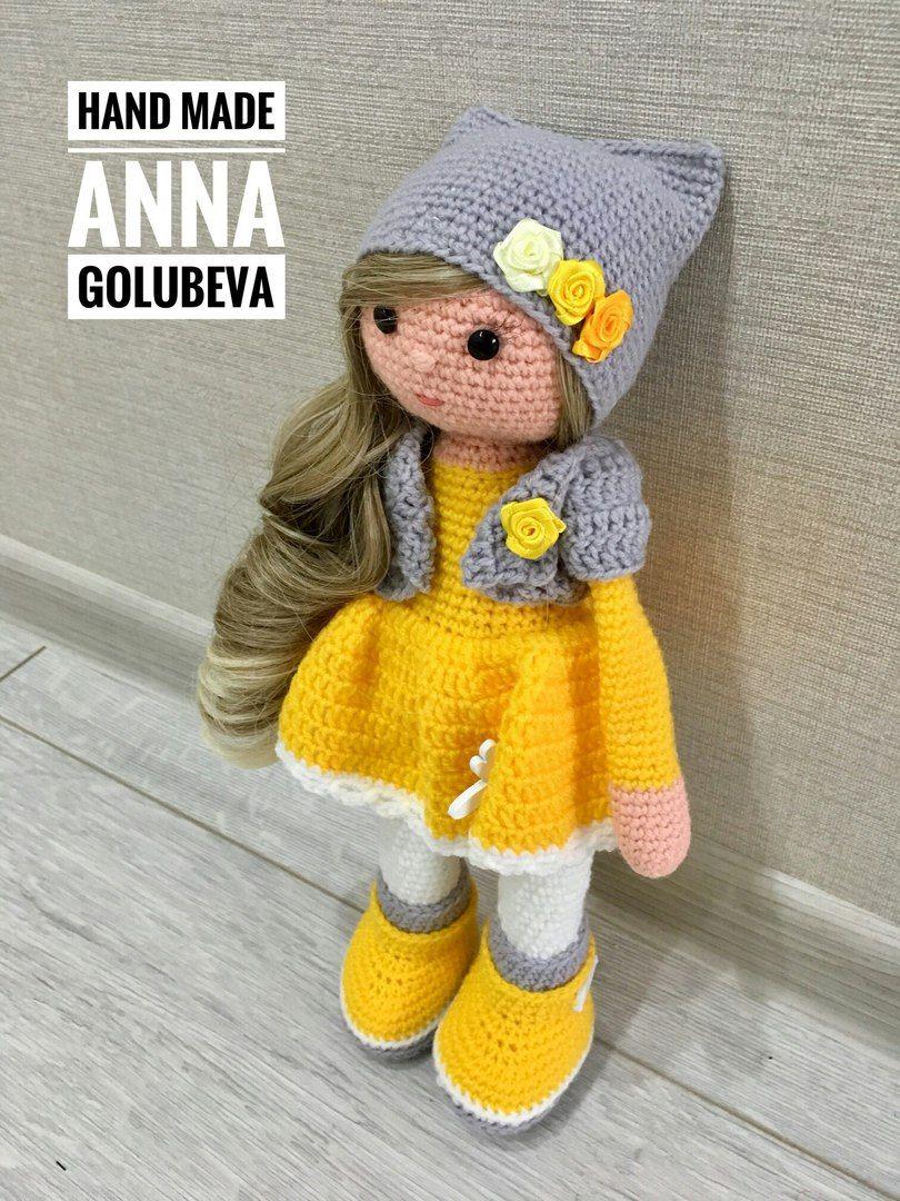 Pin de Graça Pires Fernandes en Bonecas de crochê | Pinterest ...