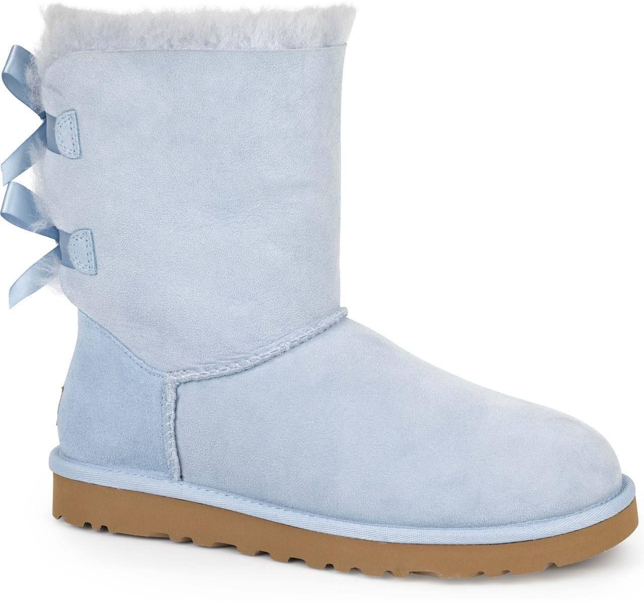 856affd4bca Horizon Blue   Uggs   Ugg boots australia, Blue ankle boots, Ugg ...