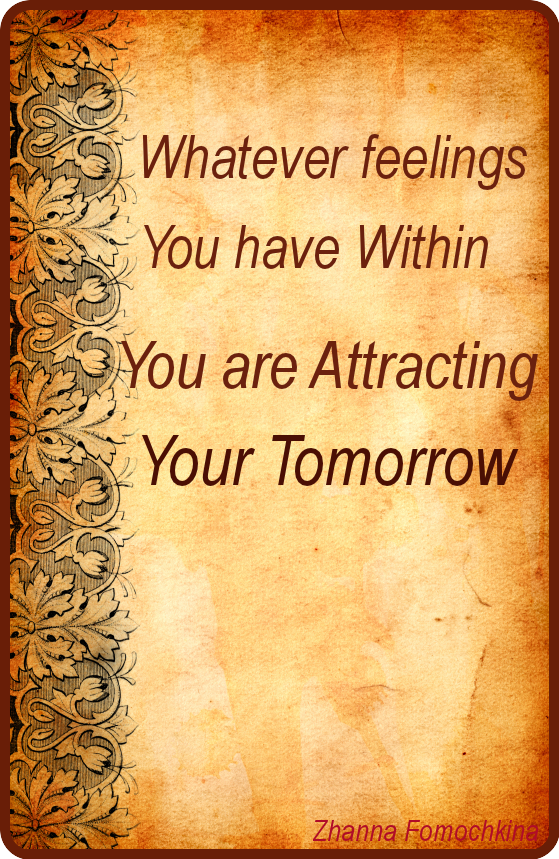 Inspirational Quotes Our Thoughts Feelings Emotions Are The Triad Source Energy Uses To Build Tom Inspirational Quotes Massage Quotes Feelings And Emotions