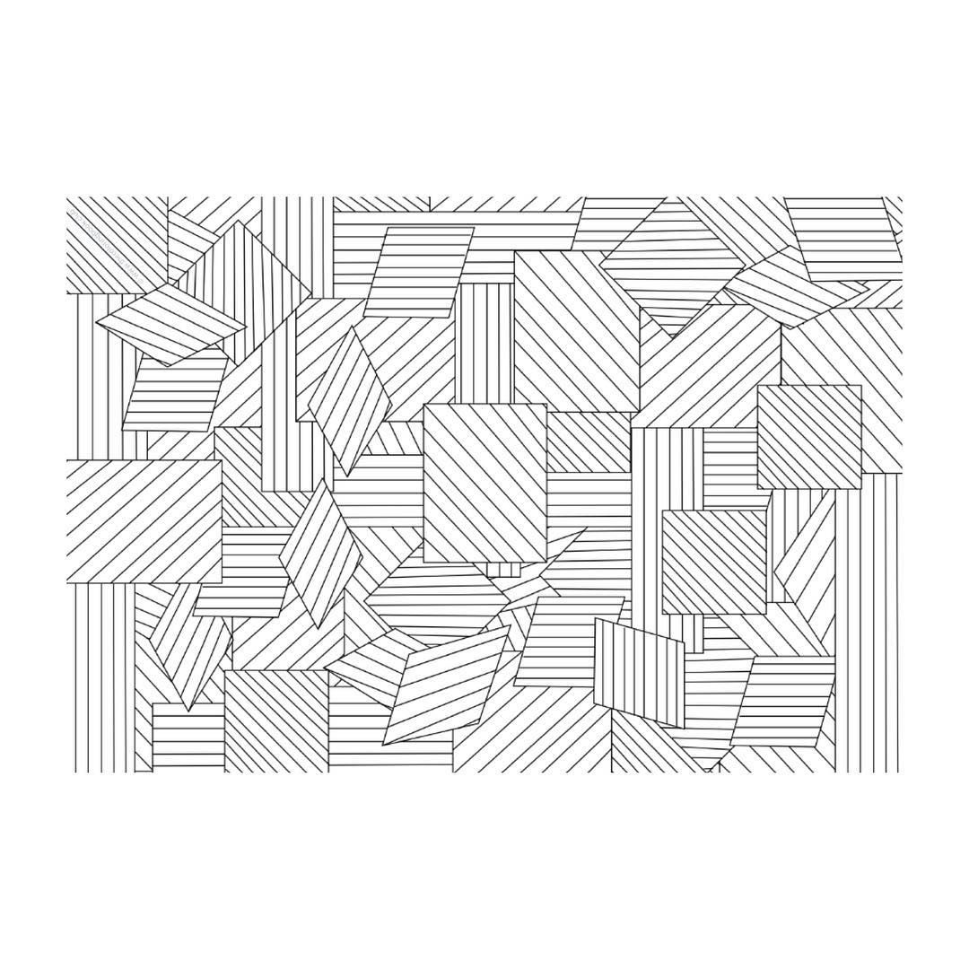 The Coloring Book Club Coloringbookclub Instagram Photos And Videos Geometric Coloring Pages Coloring Books Coloring Pages