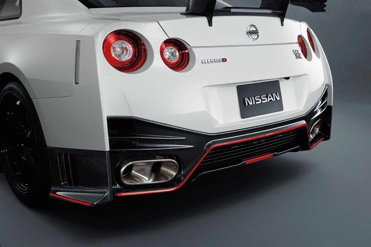 2015 Nissan GT R Nismo.