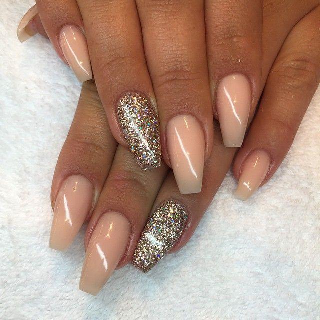 Coffin nails @KortenStEiN | Gorgeous Nails | Pinterest | Sexy ...