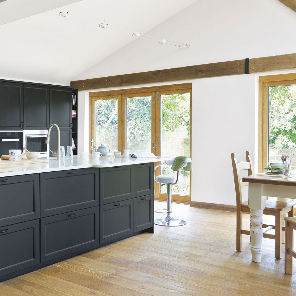 Image result for open plan kitchen dining conservatory | My future ...