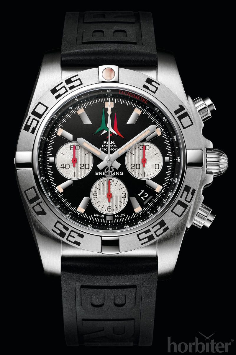 1dbb5b485e1 30 minutes off the wrist with the BREITLING Chronomat 44 GMT 50th  Anniversary Patrouille Suisse