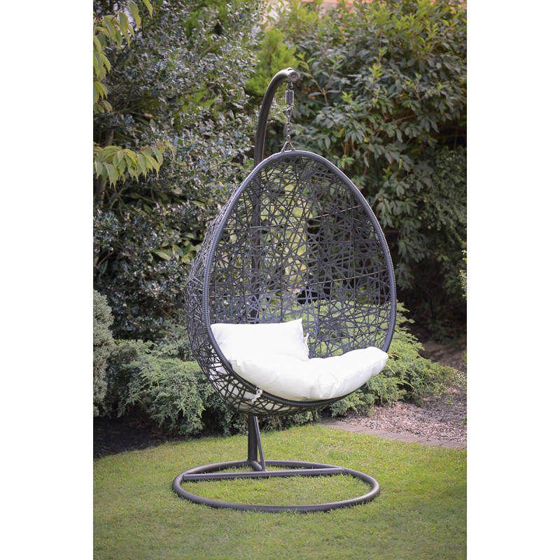 99 B M 286938 Venice Hanging Egg Shaped Chair 21