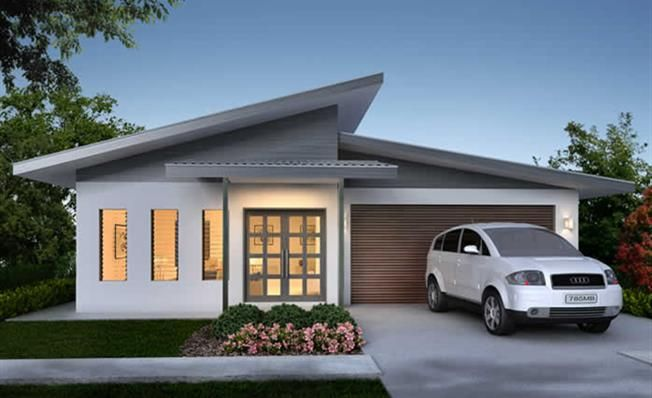 Best Skillion Roof Google Search With Images Facade House 640 x 480