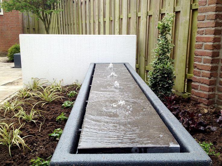 Water element tuin u2013 studio kop en schotel