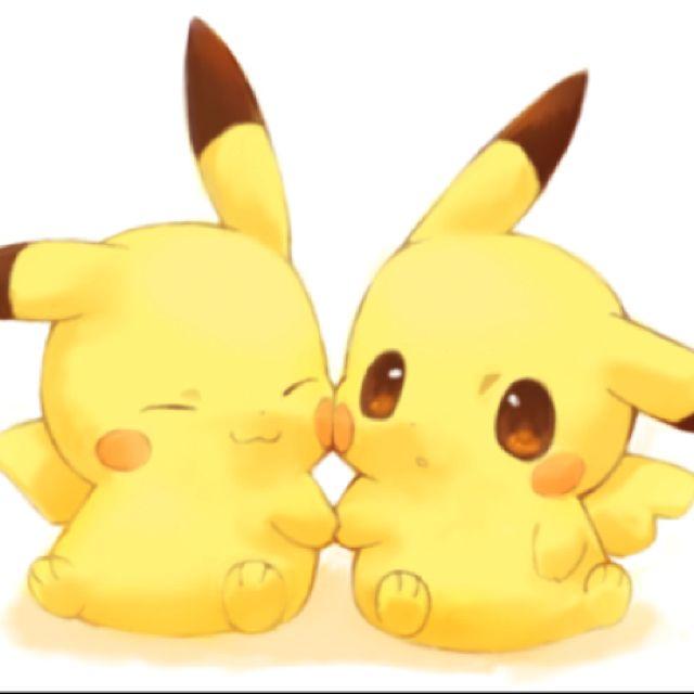 Kawaii Pikachu Cute Pokemon Wallpaper Cute Pikachu