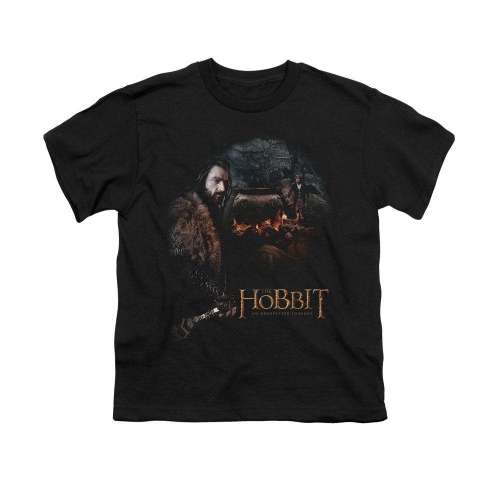 The Hobbit - Cauldron Youth T-Shirt
