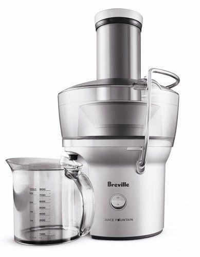 Breville Bje200xl Compact Juice Fountain 700 Watt Juice Starting At 1 On Tophatter Com Juice Extractor Electric Juicer Best Juicer