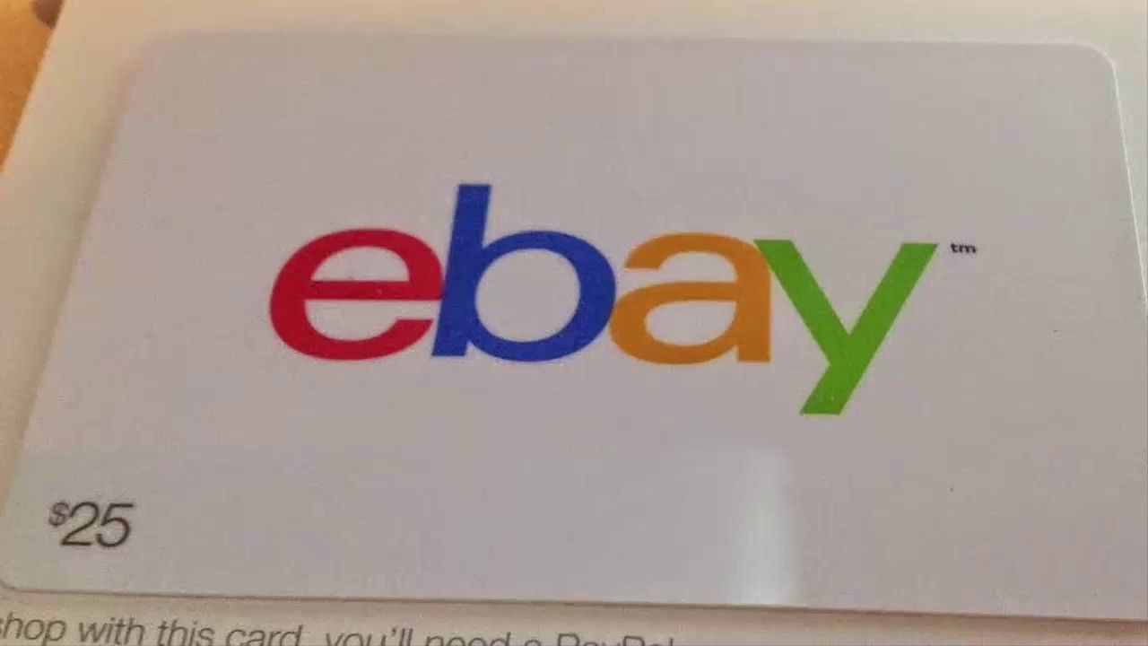 Ebay Gift Card Codes How To Use Ebay Gift Card Codes Ebay Gift Gift Card Giveaway Gift Card Generator