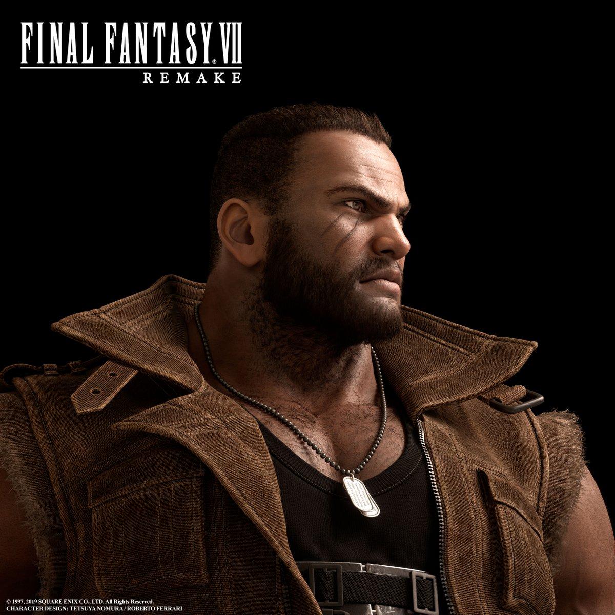 High Resolution Final Fantasy Vii Remake Character Renders E32019 Final Fantasy Vii Remake Final Fantasy Vii Final Fantasy