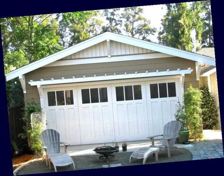 Garage With GarageDetached Garage With Living Space