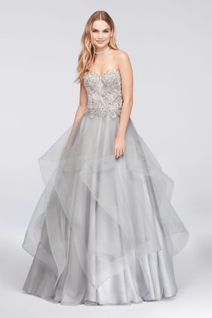 58ca75644e2 A dreamy dress for the belle of the ball