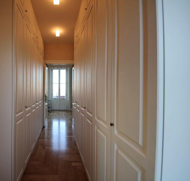 Corridoio Armadio - Armadio guardaroba in disimpegno d\'ingresso alla ...
