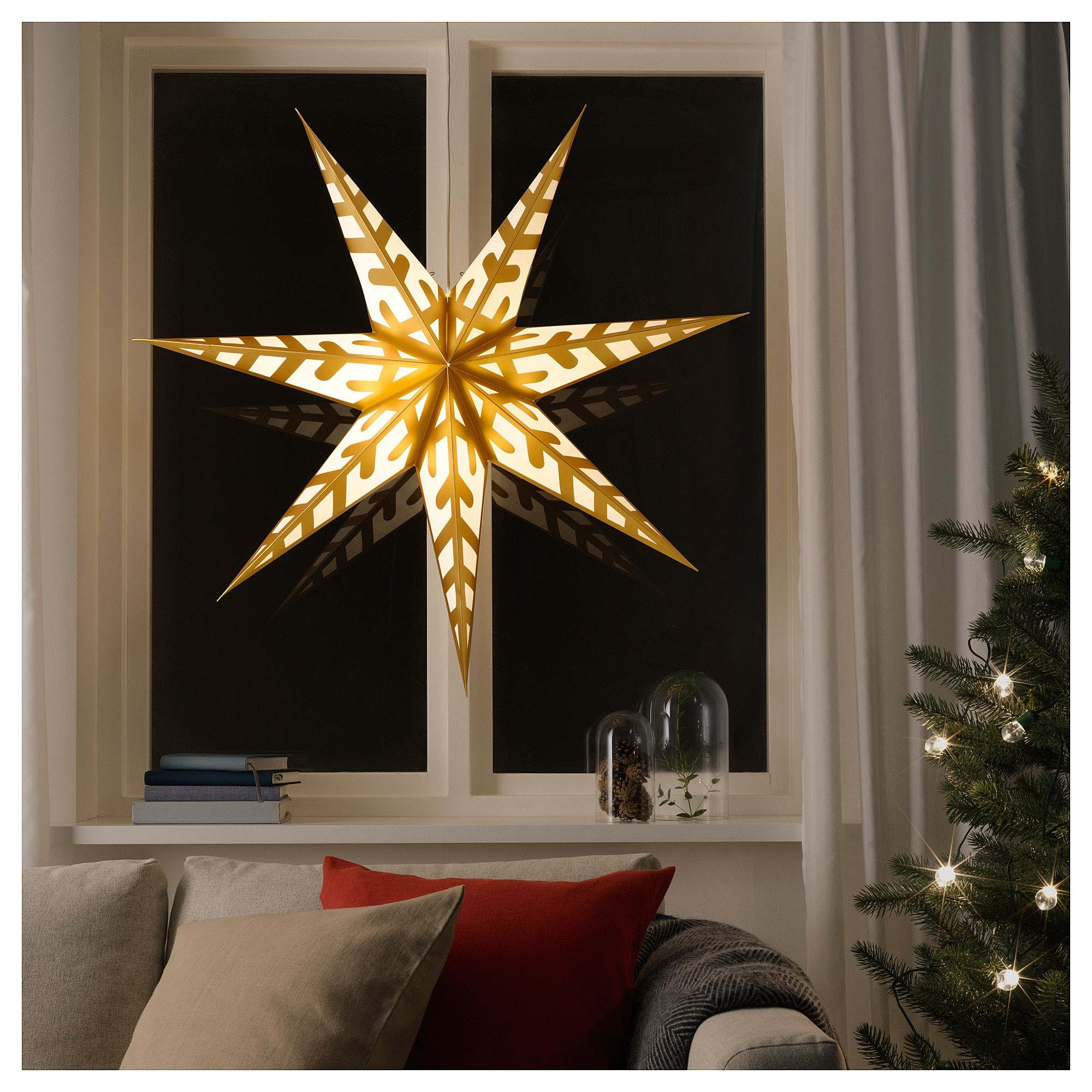 Strala Pendant Lamp Shade Snowflake Gold In 2018 For My