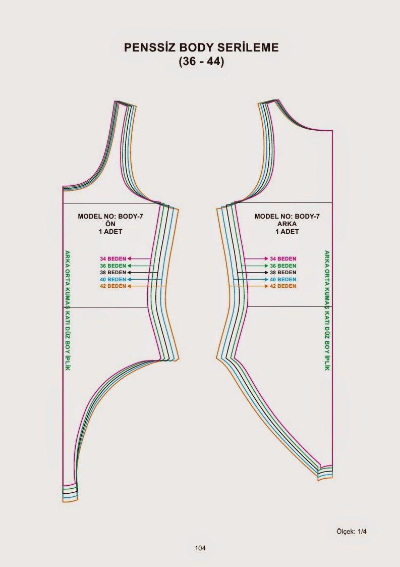 Pattern Book / Underwear | raptiki | Pinterest | Patrones, Costura y ...