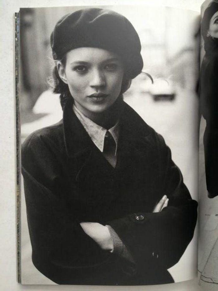 la beaut du b ret femme pendant les ann es 50 photos berets clothes and retro vintage. Black Bedroom Furniture Sets. Home Design Ideas
