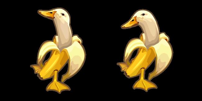 Banana Duck Meme Memes Duck Custom