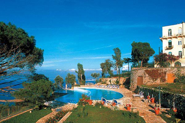 Hotel Caesar Augustus 0 0 Capri Here I Come Travel Capri