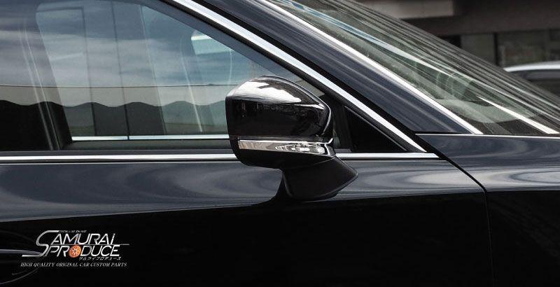 Cx 8 ドアミラー ガーニッシュ 鏡面仕上げ 2p マツダ Cx 8 Cx8 Kg系
