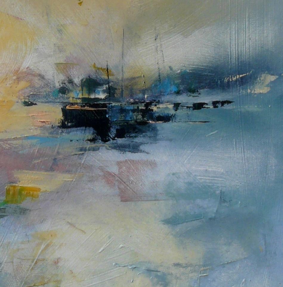 Gerard Mursic Artiste Peintre Breton Saint Malo Pinturas Y