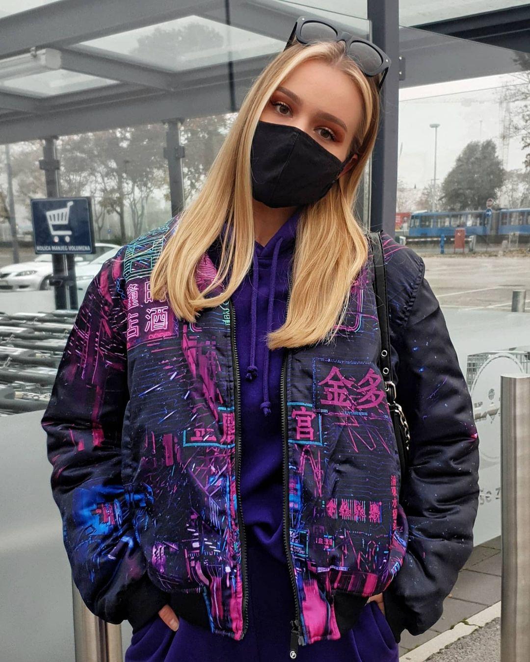 Night Mixer Bomber Jacket Fashion Jackets Bomber Jacket [ 1350 x 1080 Pixel ]