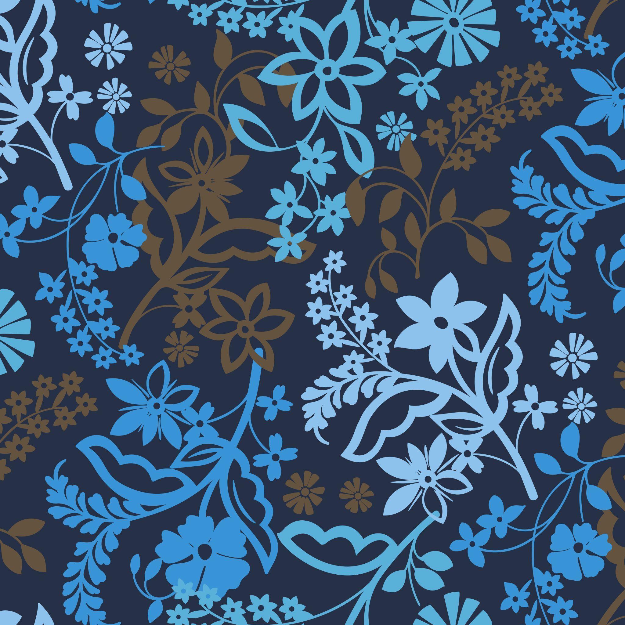 Java Floral Tablet Wallpaper Download Vera bradley