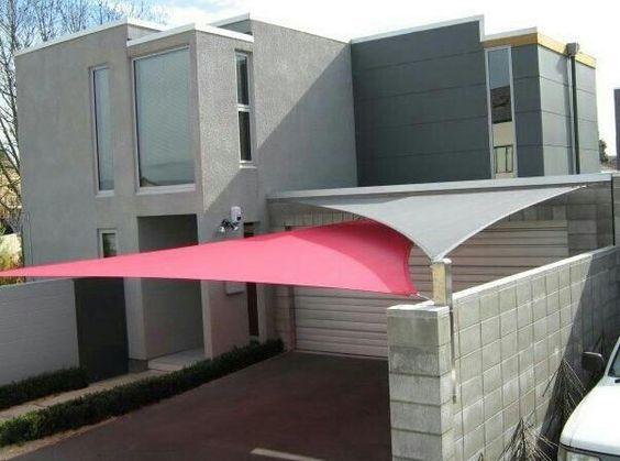 Ideas de techos para patios pequeños Patios