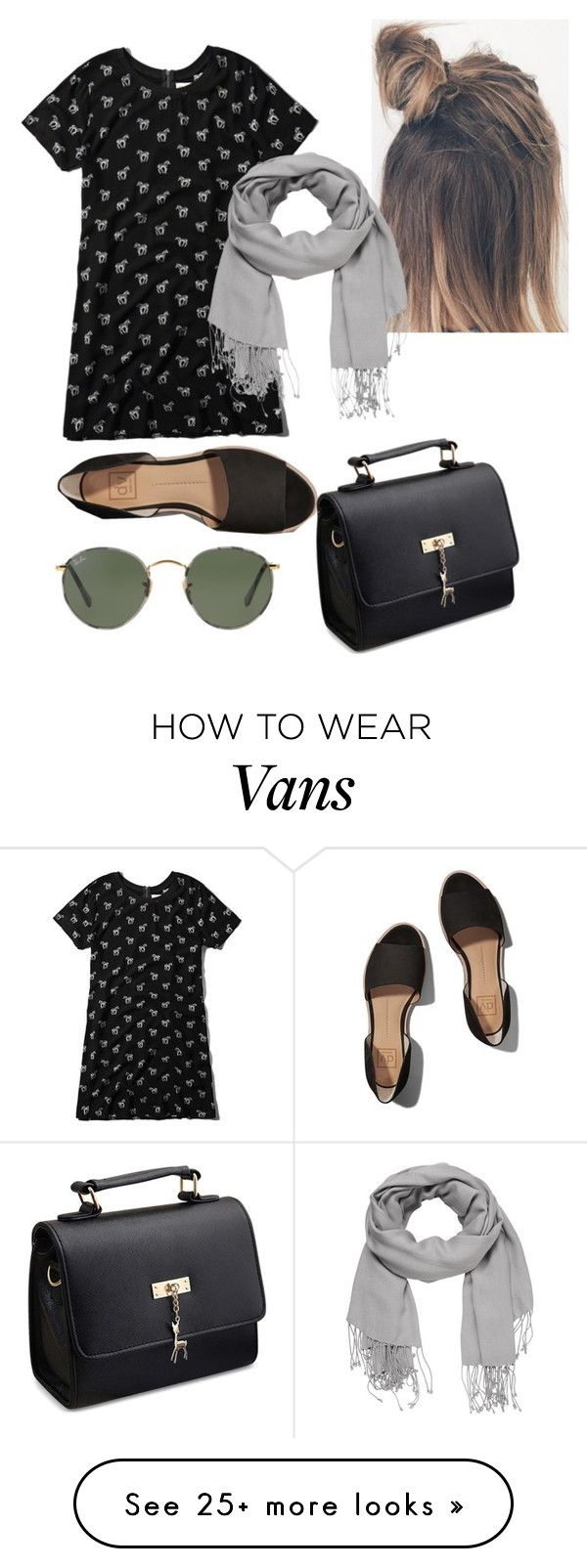 """Hun"" by lolobell-01 on Polyvore featuring Abercrombie & Fitch, Ray-Ban and maurices"