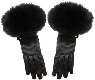 e6920c041 ShopStyle: CAUSSE 'Olga' Gloves with Fur Cuffs | RUSSIAN STYLE ...