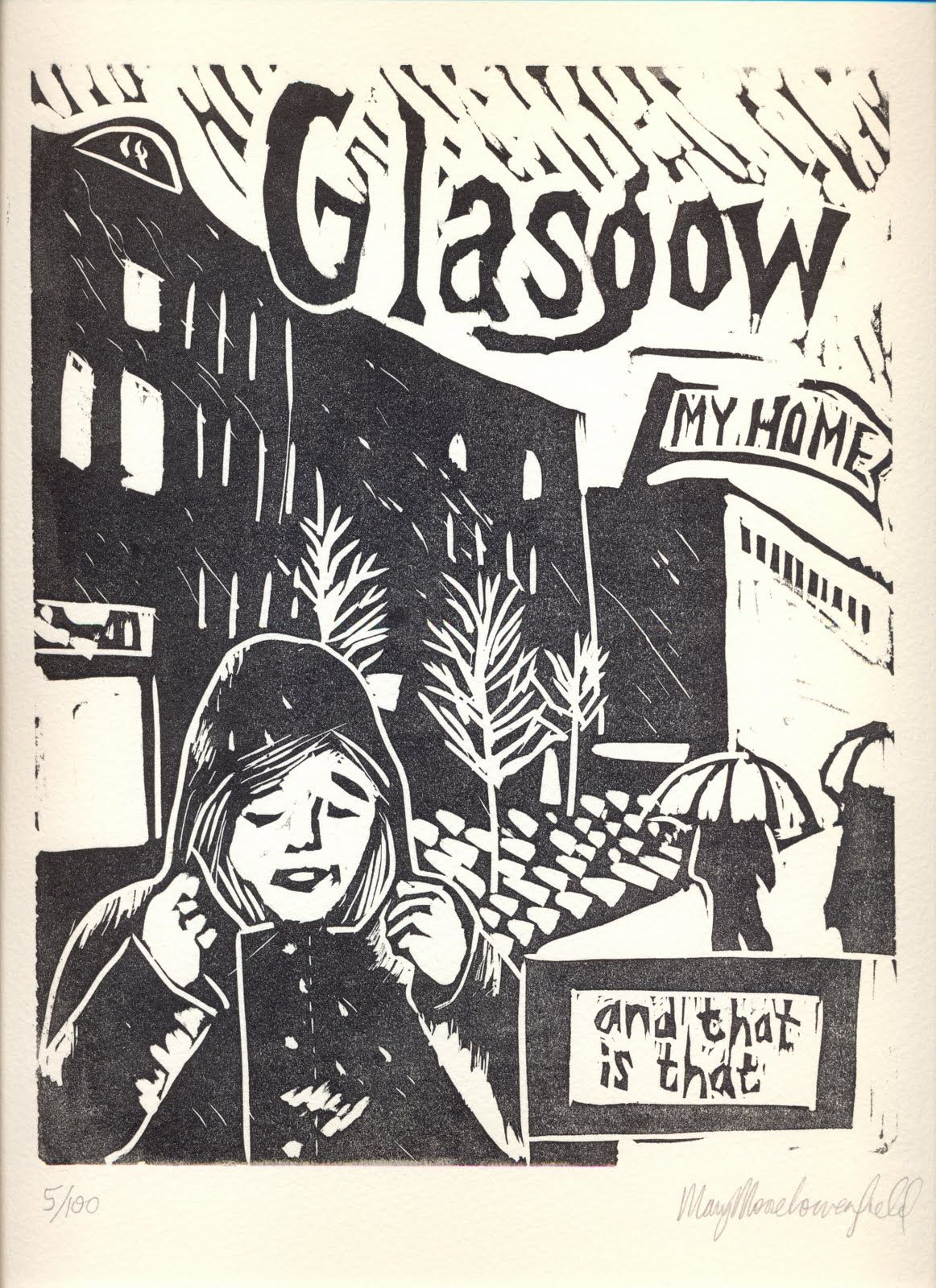 Mary Moore Lowenfield Hello And Glasgow Glasgow Scotland My City