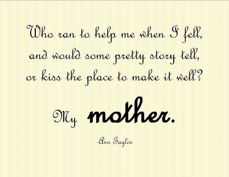 Daughter In Law Mothers Day Quotes: Mother Quotes - Single Mother Quotes