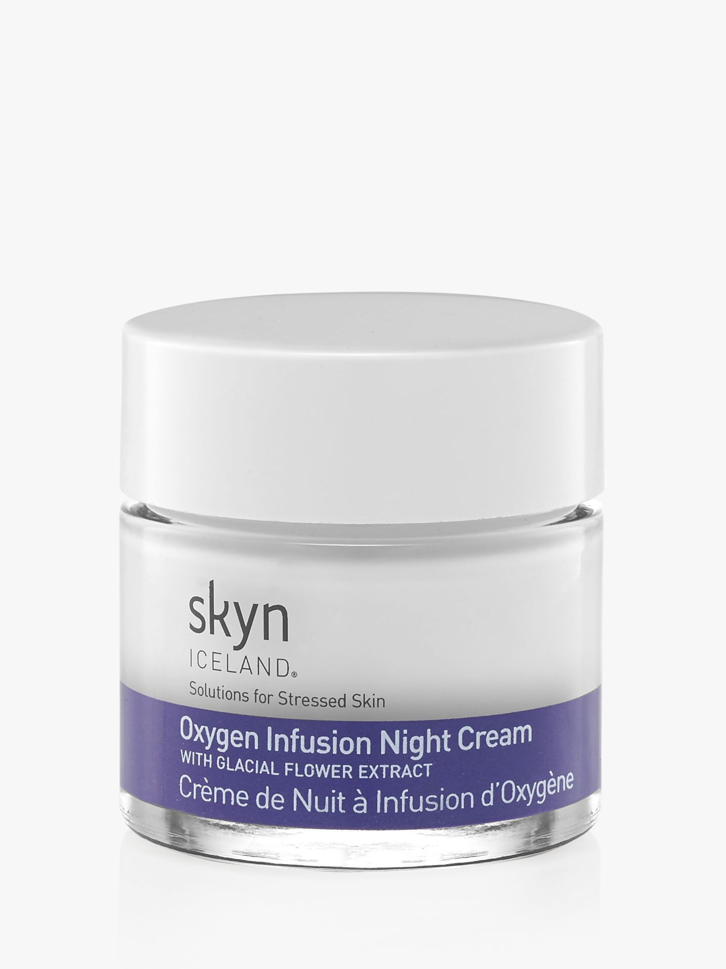 Skyn Iceland Oxygen Infusion Night Cream 56g In 2020 Anti Aging