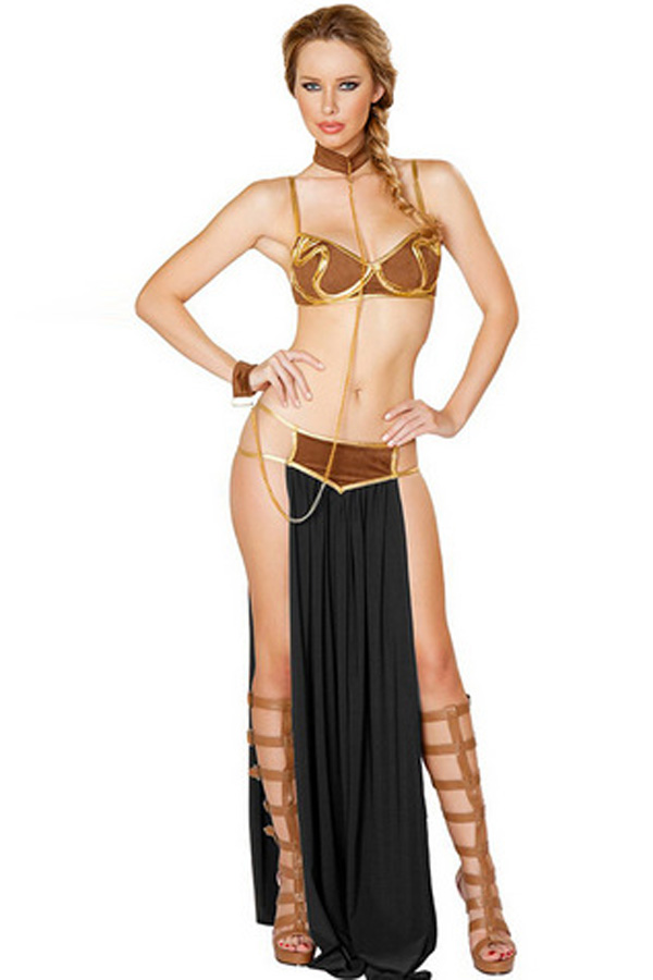 4f3fb3af0b4 #WithChic #chicoftheday, Simple Cheap Chic, Shop Sexy Two Piece Goddess Costume  online.