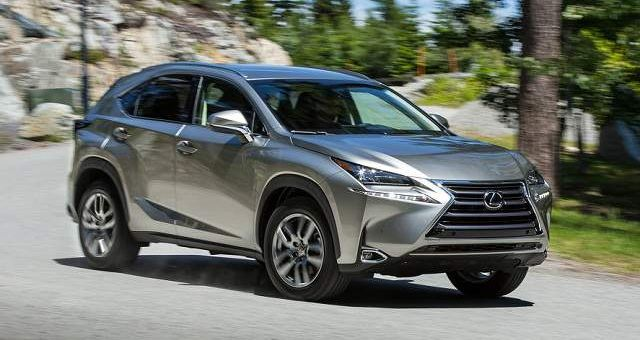 2018 Lexus Nx Changes Release Date 2017 Compact Suv