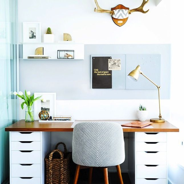 cool home office designs practical cool. Water Front Condo - Simple And Functional Office A Little IKEA Mixed With Custom. Very Practical Functional. Photos By The Fabulous Shift_interiors Cool Home Designs