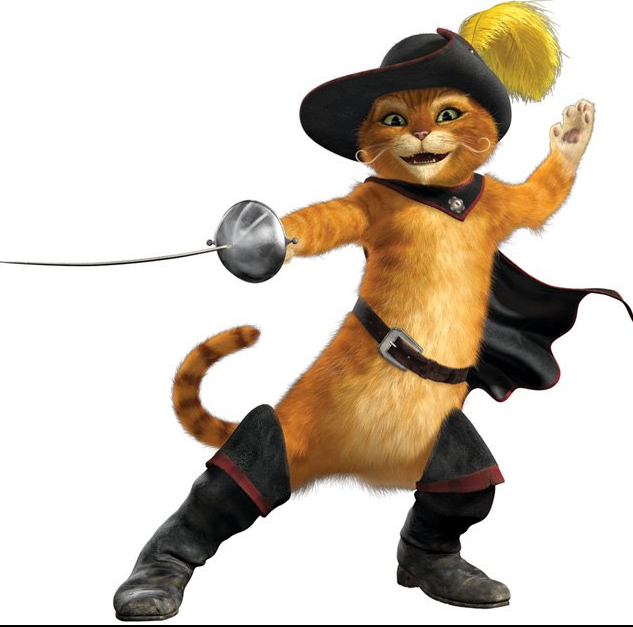 PussinBoots Is Probably My All Time Favourite Animated Animal Character On Film