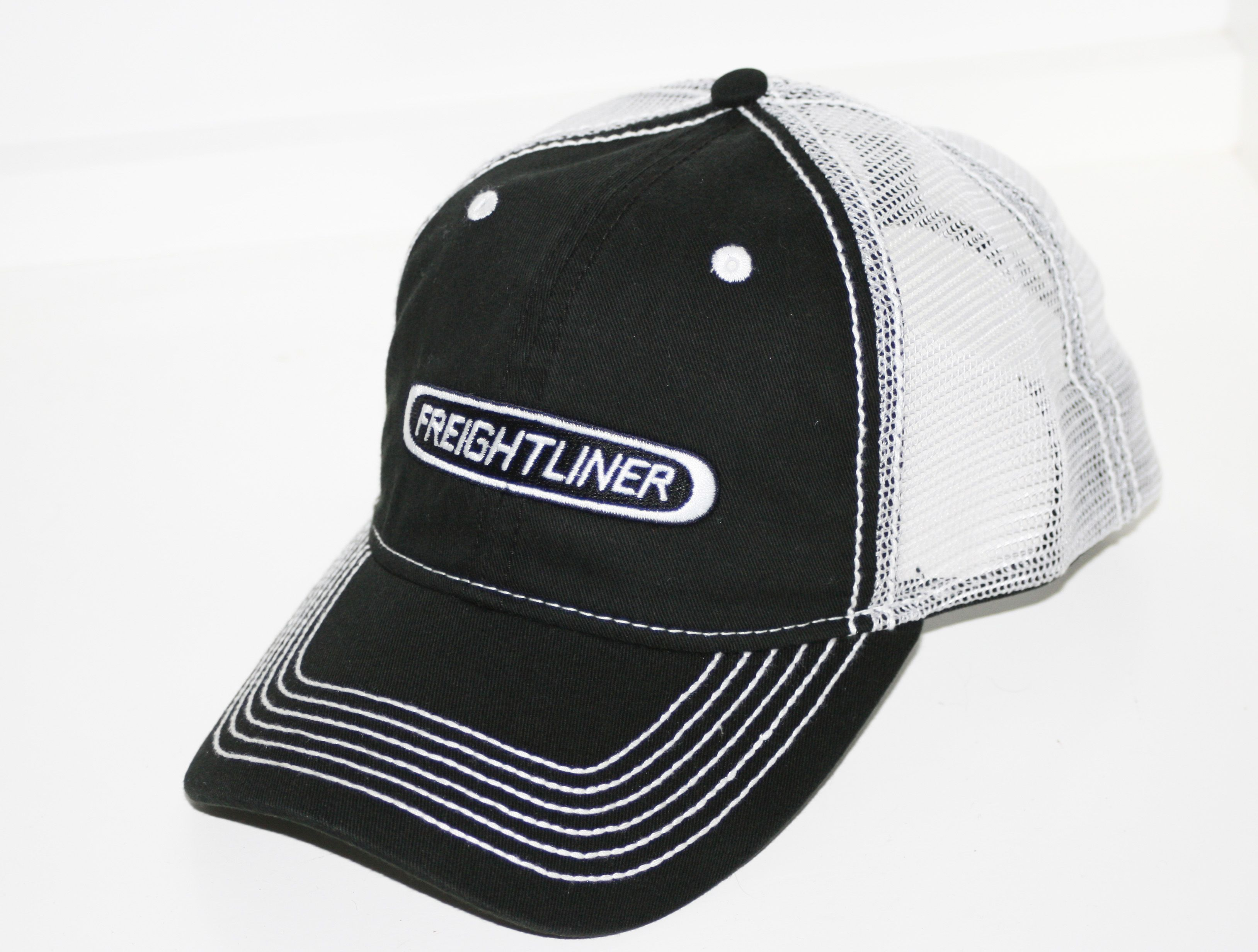 7e327653a Freightliner Merchandise - Freightliner Mesh Back Black Hats ...