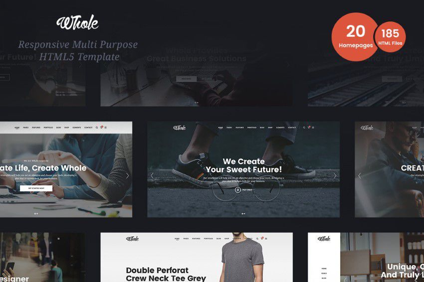 Html Web Template 09 Top 111 Free Responsive Html5 Website Templates Html5 Templates Website Template Templates