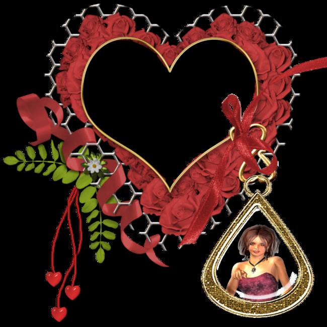 Cadre St Valentin Cadres St Valentin Creations