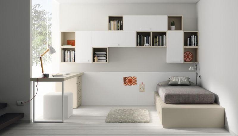 Alcobas juveniles stunning dormitorios juveniles buscar - Alfombras baratas malaga ...
